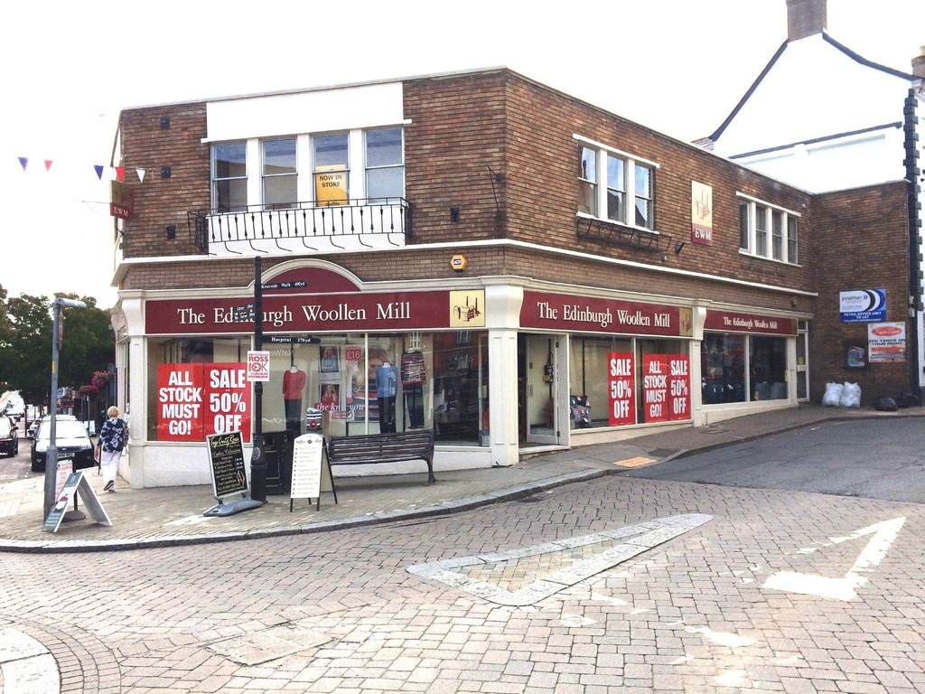 TO LET - 10/11 George Place, Ross on Wye HR9 5BS -