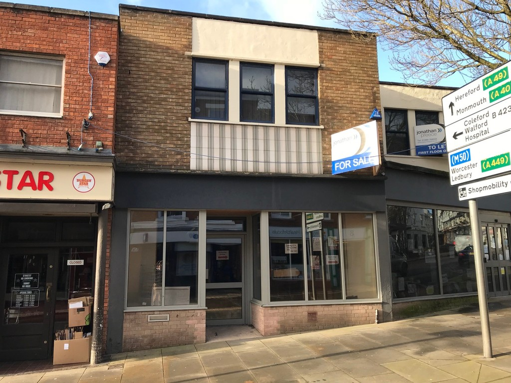 TO LET - 1 George Place, Ross on Wye, HR9 5BS  -