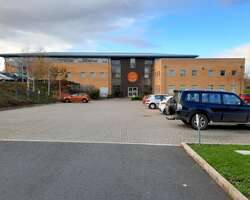 TO LET - Lower Ground Floor Offices, Overross House, Ross-on-Wye, HR9 7US